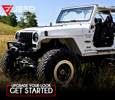 History of the Jeep Wrangler YJ 1987-1995 - JEEPFEDERATION